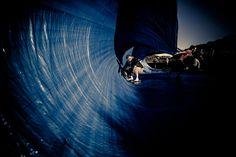Tarp Surfing on Behance