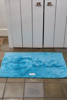 Coming Soon | Rivièra Maison Bath mat 'Spa' aqua