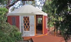 Yurt Insulation layer