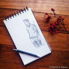 Jugar a inventarlos. A tu gusto.  #VentajasDelLapiz  #Dibujo #Lápiz #Drawings