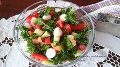 Kliknij i przeczytaj ten artykuł! Fruit Salad, Cobb Salad, Mozzarella, Food, Fruit Salads, Essen, Meals, Yemek, Eten