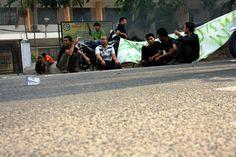 demo 2012 kampus stth