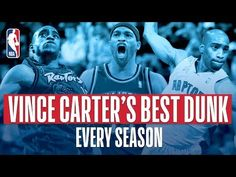 Vince Carter BEST Dunk Each Year In The NBA! 4aace5c81