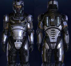 Mass Effect 3 Armor | Armor - Mass Effect Wiki - Mass Effect, Mass Effect 2, Mass Effect 3 ...