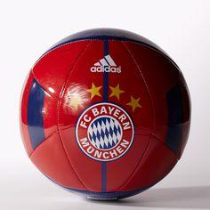 adidas - FC Bayern München Soccer Ball