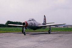 F-84E Thunderjet KLu