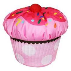 Cupcake Bean Bag Chair!