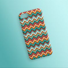 Vintage Chevron Geometric Protective Cell Phone Case Perfect
