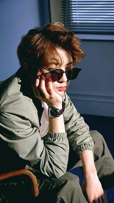 EXO& Chanyeol pics with glasses