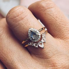 64 unique engagement rings that will make her happy 2019 37 » Welcomemyblog.com