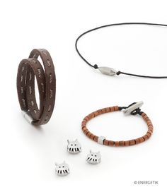 #Zeitlos #Modern #SüsseMONSTER #Elegant #Edelstahl Elegant, Bracelets, Happy, Modern, Leather, Jewelry, Headache Relief, Fashion Jewelry, Stainless Steel