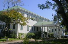 Belize - Government House, Belize City