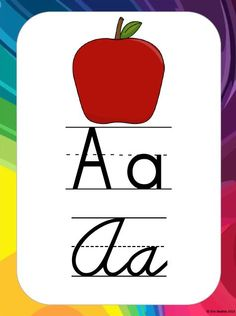 This complete alphabet wall/bulletin board display from Mrs. Beattie's Classroom contains a page for each of the 26 letters of the alphabet in both print and script fonts, and provides images of items beginning with each letter. Simply print on card stock, laminate, and mount on your classroom wall! Will customize the background to suit your classroom theme!