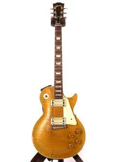 Richie Sambora | '54 Gibson Goldtop.