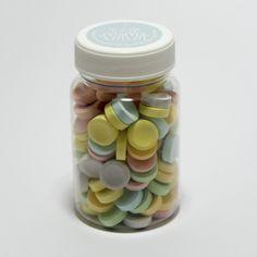 Un Pote dulces de colores