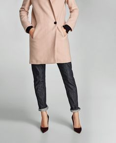 SOFT CROSSOVER COAT-WOMAN-BEST SELLERS | ZARA Malaysia