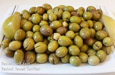 If you make brine like olives that you will keep for winter before they are very sweet … – ev malzemeleri Turkish Recipes, Fermented Foods, Food Design, Bon Appetit, Food Hacks, Food To Make, Food And Drink, Favorite Recipes, Yummy Food