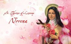 24 Glory Be Novena to St. Therese