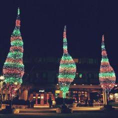Christmas Lights, Whistler