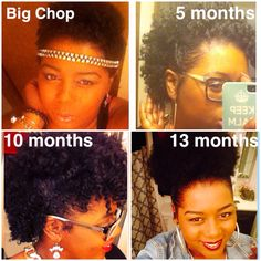 This video is a picture video showing my natural hair journey from big chop to now. It also includes all of the protective styles I used throughout the proce. Big Chop Natural Hair, Natural Hair Tips, Natural Hair Growth, Natural Hair Journey, Natural Hair Styles, Big Hair, Going Natural, Natural Life, Hair Shrinkage