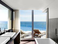 Le Meridien Nice—Junior Suite Sea view Bathroom
