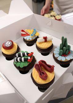 Wizard of Oz Cupcakes