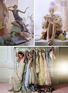 I just can't get enough Tim Walker!!