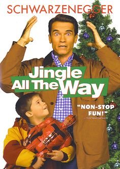 jingle all the way 1996 lovechristmasfilms - Best Christmas Films