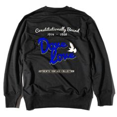 Dove Love sweatshirt