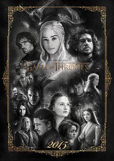 https://www.behance.net/gallery/24244281/HBO-Game-Of-Thrones-Calendar-2015