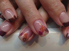 fall wedding nails Images KK22