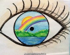 Great I drew this eye reflection utilizing sharpies, crayons and coloured pencils for my elem. - Nice I drew this eye reflection utiliz. Classroom Art Projects, School Art Projects, Art Classroom, 6th Grade Art, Art Terms, Art Lessons Elementary, Art Programs, Art Lesson Plans, Art Club