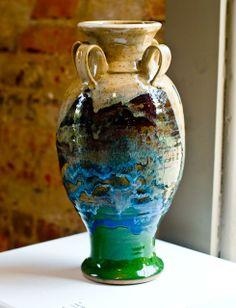 Wish I had bought it.  Trina Kline pottery.
