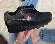 Rainbow Air max 90's. Women's Nike ...