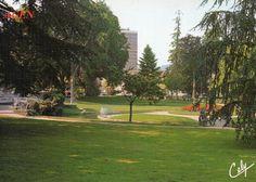 Agen jardin de jayan vers 1985