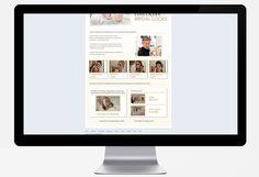 Estee Lauder, Bridal Looks, App, Facebook, Website, Apps