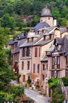 Conques Francia