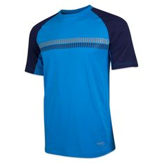 Men's RRX Extreme Run Tee - $54.99 CDN Keep cool in this premium lightweight top. Chafe-free construction and mesh back ventilation will keep you comfortable and cool no matter how long the run. You can also stay visible since the striped print across the chest provides an extra level of reflectivity.