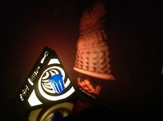 Doctor Who Lamp.