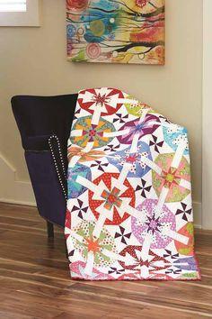 Fairy Floss Quilt Kit LQK16088