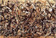 Jackson Pollock - Ritmo de Otoño: Número 30 1950