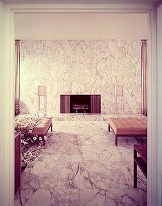 Kandell apartment designed by T.H. Robsjohn-Gibbings, 1953