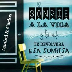 Vamos a comenzar el dia con una gran sonrisa!!! Muy Buenos Dias!!! #anabelycarlos #FelizMartes #mividaesbella