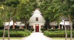 Grande Provence Heritage Wine Estate Located In Franschhoek South Africa