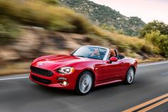 There are the 2017 Fiat 124 Spider and the 2017 Chrysler Pacifica. And then there's the rest of the 2017 model year Fiat Chrysler lineup. Like its competitors in the auto industry, FCA relies on updates, new paint colors, and trim-level adjustments to keep mainstream consumers interested.Beyond the sports car, biggest news for enthusiasts is...