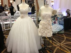 couture wedding gowns by @Karen Hendrix couture, #nashville, #wedding, @Enchanted Brides