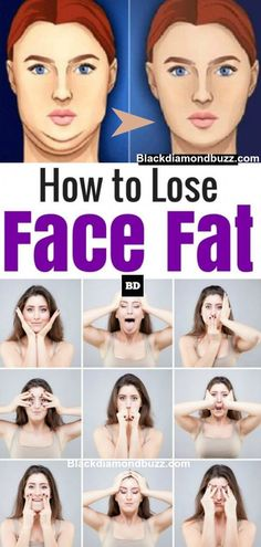How To Lose Face Fat - Exercises To Get Rid Of A Double Chin and Chubby Cheeks Fast #facefat #doublechin