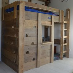 Bunk Beds, Kids Bedroom, Loft, Woodworking, Furniture, Home Decor, Children, Infant Room, Bedroom