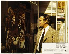 Save The Tiger, Jack Lemmon, 1973 Photograph