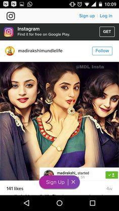 Beautiful Madirakshi Mundle